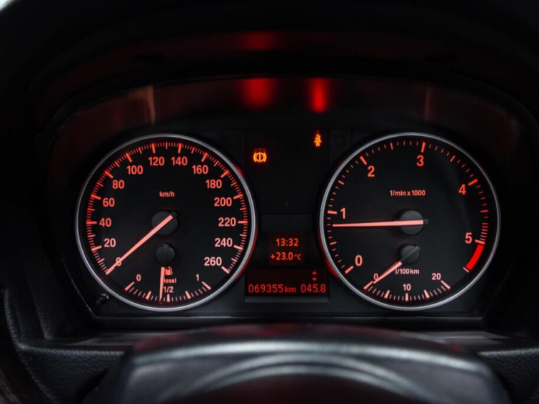 BMW Serie 3 (E93) 320D Pack M Cabriolet 184CV