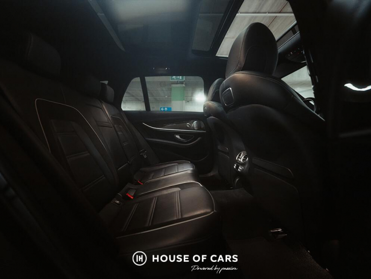 MERCEDES-BENZ AMG E 63 S 4MATIC+ BREAK BELGIAN CAR