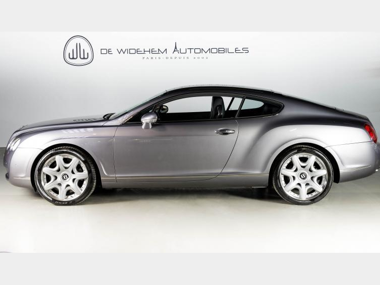BENTLEY CONTINENTAL GT COUPE 6.0 W12 BI TURBO 560 TIPTRONIC