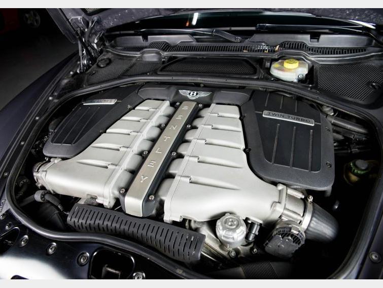 BENTLEY CONTINENTAL GT COUPE 6.0 W12 BI TURBO 560 TIPTRONIC
