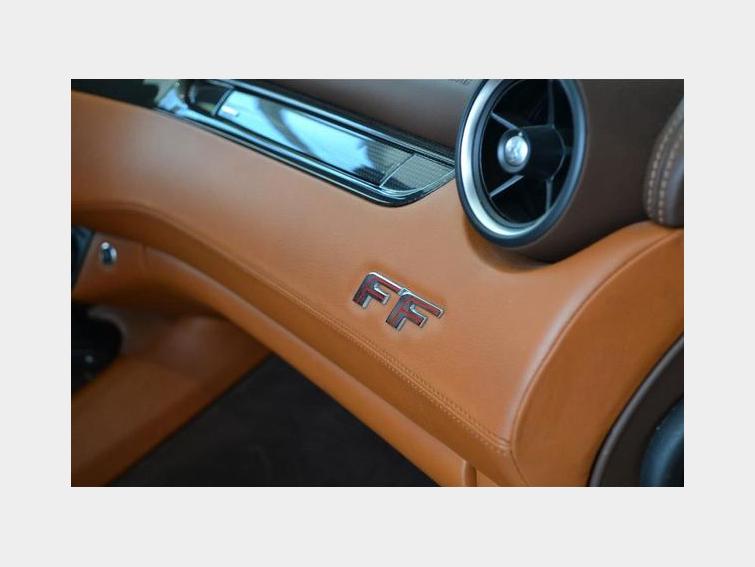 Ferrari FF V12 6.3 660ch