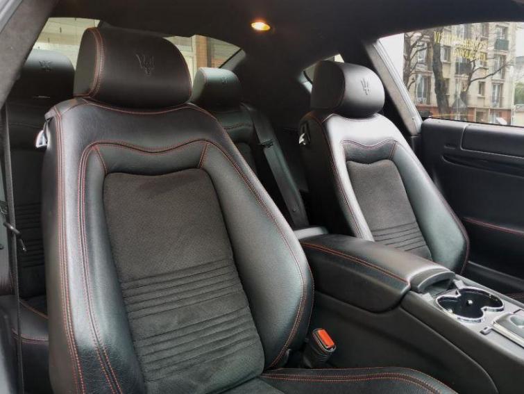 MaseratiGranturismo4.7 S V8