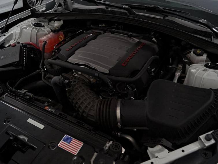 Chevrolet CAMARO SS V8 6.2 453CV BVA8