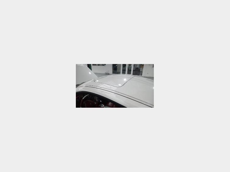 PORSCHE 997 TURBO BLANCHE 2007 BOITE TIPTRONIC S