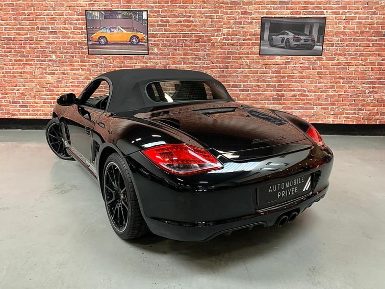 Porsche Boxster S 987 Black Edition