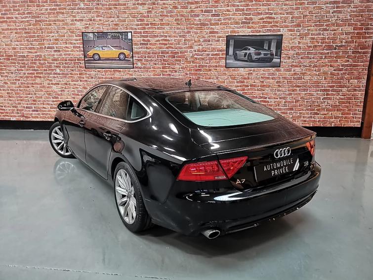 Audi A7 Quattro V6 TDI 245cv