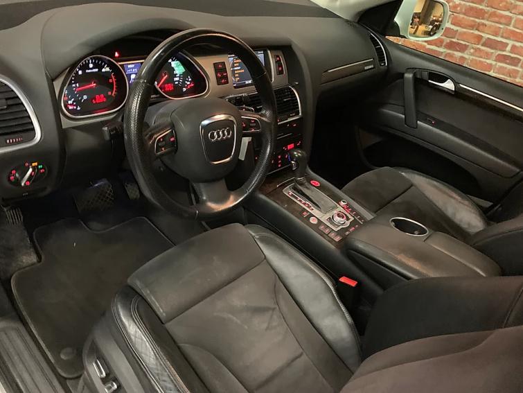 Audi q7 (2) 4.2 v8 tdi 340 avus 6pl