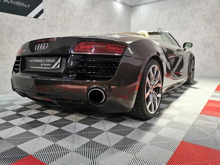 Audi R8 (2) SPYDER 5.2 V10 FSI 525 S TRONIC 7