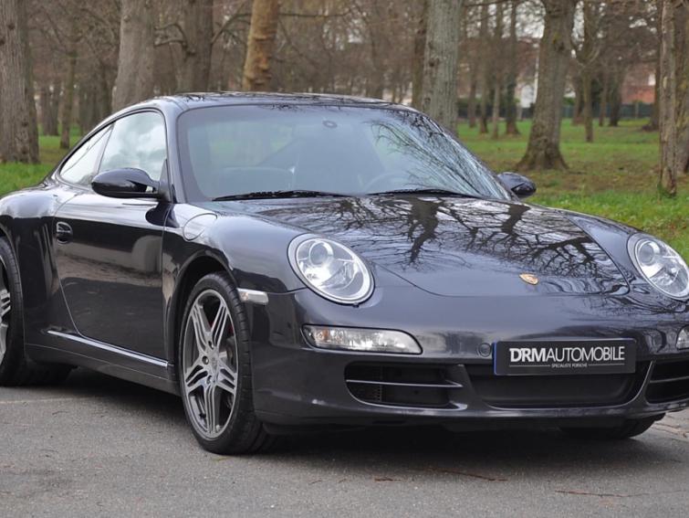 Porsche 911 997 Carrera 4S 3.8 355cv Coupé BVM6