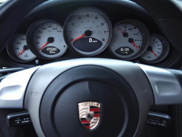 Porsche 911 997 Carrera S 3.8 355cv BVM6