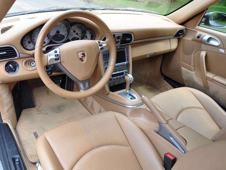 Porsche 911 997 Carrera 4S 3.8 355cv Tiptronic S