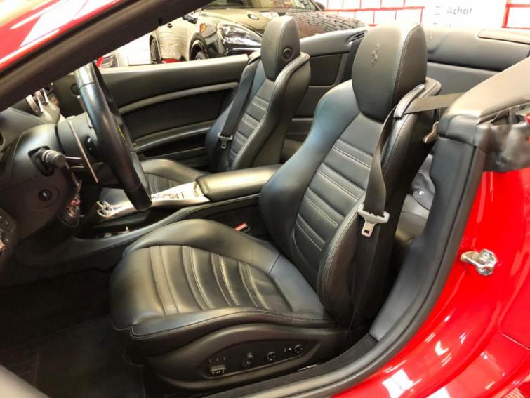 FERRARI California V8 Coupé Cabriolet F1 460 cv