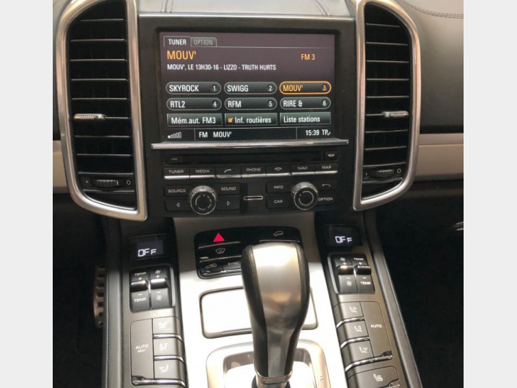 Porsche cayenne turbo s 4.8 v8 520cv