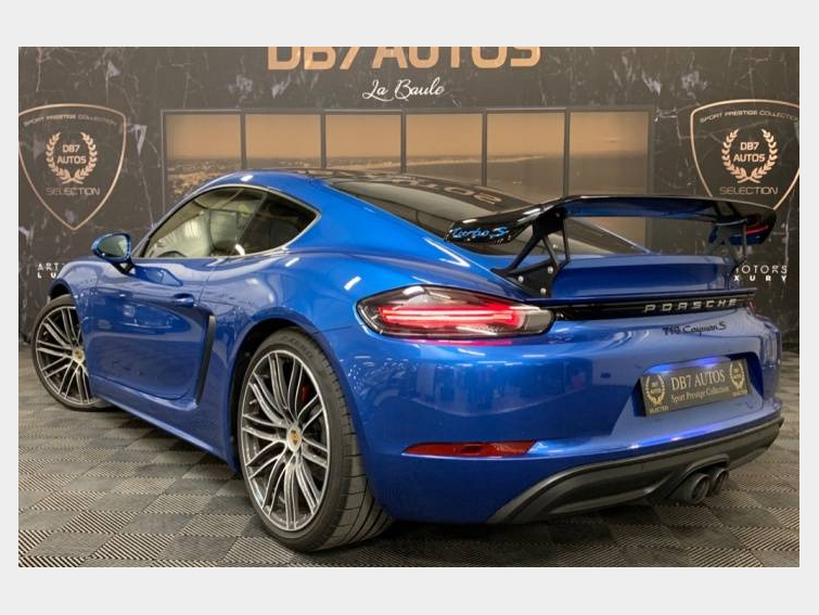Porsche 718 Cayman 2.5 350 KIT TECHART