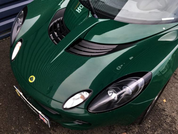 LOTUS Elise S 136 Cv British Racing Green 2007
