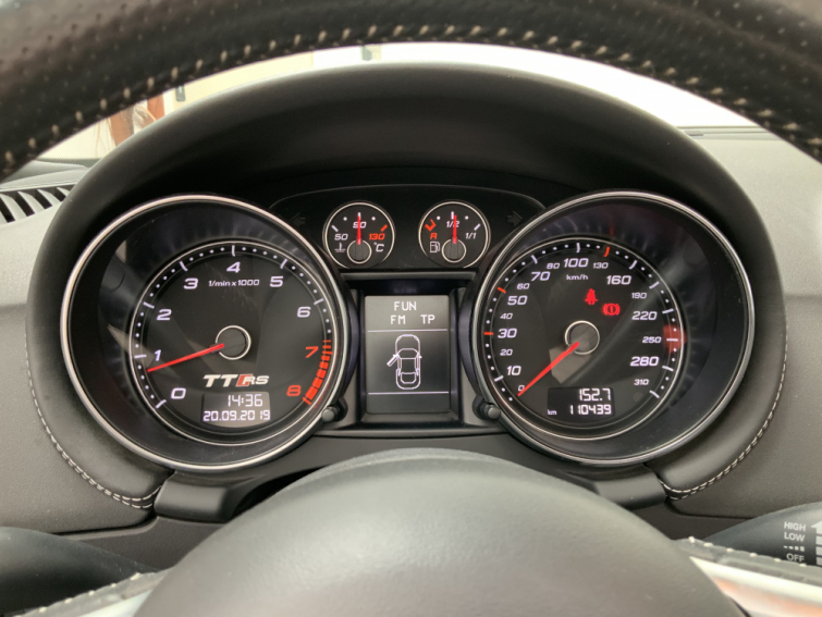 AUDI TT RS 2.5 TFSi Quattro Roadster 340 cv