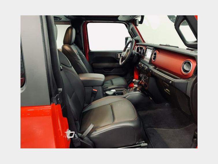 Jeep wrangler rubicon 2.0 t