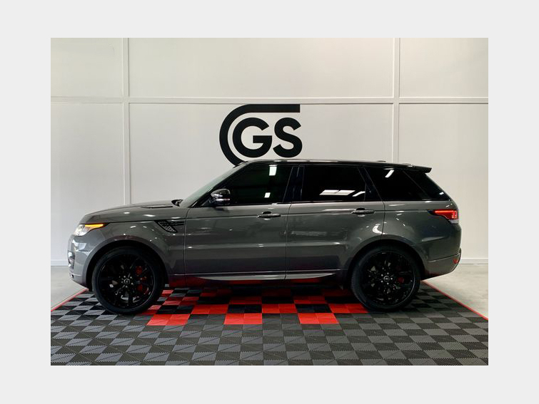 Range Rover SPORT 5.0 SUPERCHARGED HSE