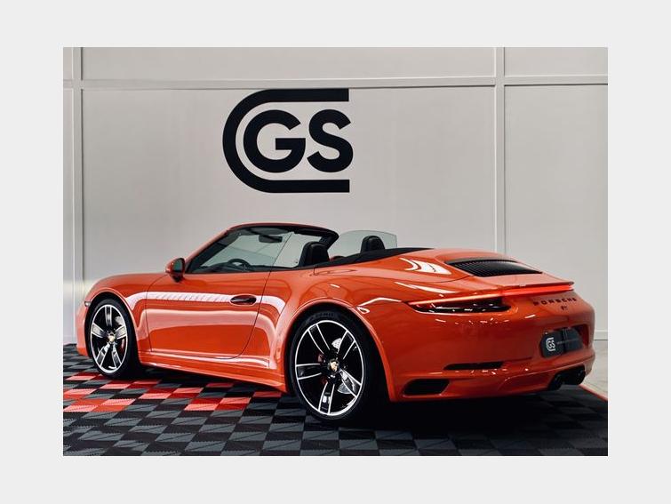 PORSCHE 991 (911) 4S CABRIOLET 3.0 420cv PDK