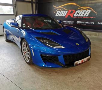 Lotus EVORA 400 Ethel Edition