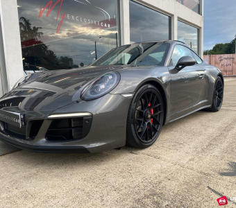PORSCHE 911 Type 991 Coupe 3.0 450 ch CARRERA GTS