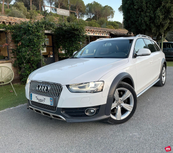 A4 ALLROAD 3.0 V6 TDI 245CH CLEAN DIESEL AMBITION LUXE QUATTRO S TRONIC 7 EURO6