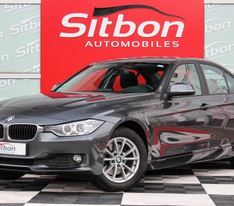 BMW SERIE 3 (F30) 320D 184 BUSINESS