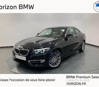 BMW Serie 2 Coupe 218dA 150ch Luxury