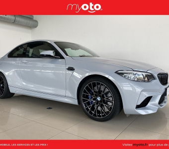 BMW M2 COUPE (F87) 3.0 410CH COMPETITION M DKG