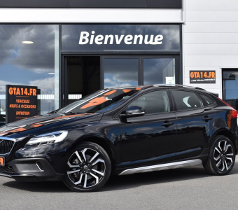 VOLVO V40 CROSS COUNTRY II (2) CROSS COUNTRY D4 190 LUXE GEARTRONIC 8