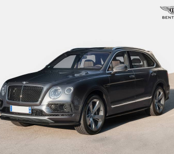 Bentley Bentayga V8 4.0 550 ch Carbon Kit
