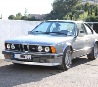 BMW M6 Coupe M635 CSI - Collection
