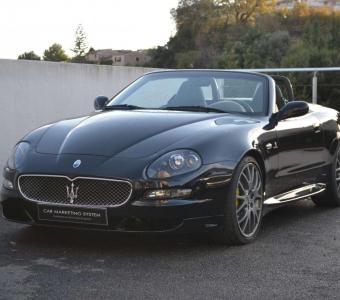 Maserati Gransport Spyder 4.2 V8 400