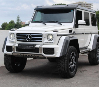 Mercedes Classe G LONG 500 4X4² 4.0 7G-TRONIC PLUS