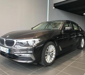 BMW Série 5 G30 520d 190 ch BVA8 Luxury