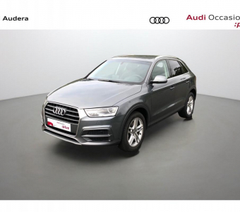 Audi Q3 2.0 TDI 150 CH S tronic 7 Ambition Luxe