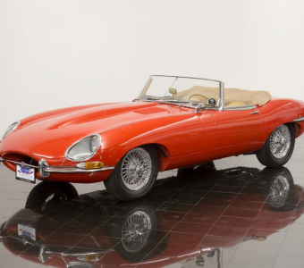 Jaguar E-Type 1964