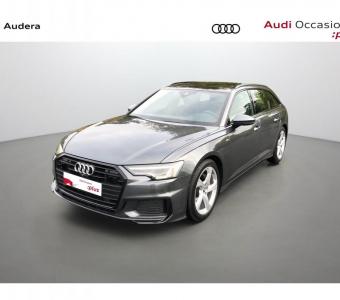 Audi A6 V Avant 40 TDI 204 CH S tronic 7 S line