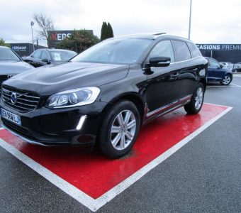 Volvo XC60 D4 190 ch Signature Edition Geartronic A
