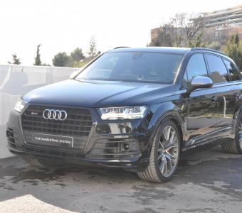 Audi SQ7 (2) 4.0 TDI 435 QUATTRO TIPTRONIC 7PL