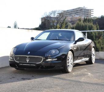 Maserati Gransport 4.3 V8 400 SENSONIC