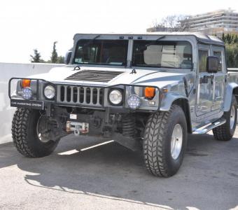 Hummer H1 V8 6.5 TD BVA