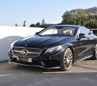 Mercedes Classe S Coupe 500 4-Matic A