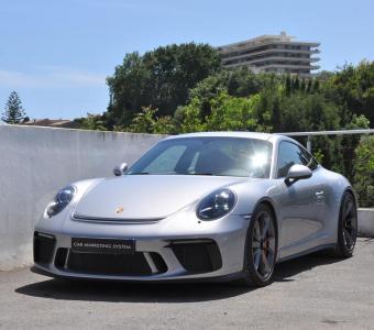 Porsche 911 GT3 Touring BVM