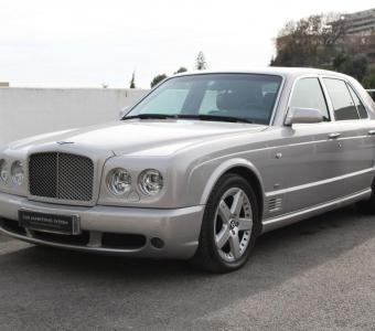 Bentley Arnage T 450 MULLINER