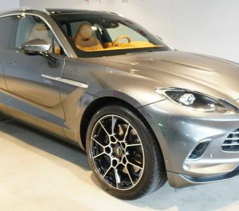 Aston Martin DBX V8 4.0L Bi-Turbo