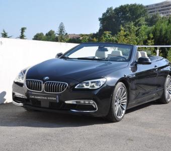 BMW Série 6 CABRIOLET F12 LCI 650i xDrive 450 ch Lounge Plus
