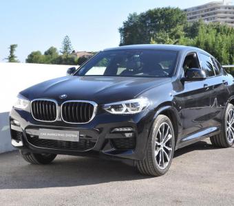 BMW X4 G02 xDrive30i 252 ch BVA8 M-Sport