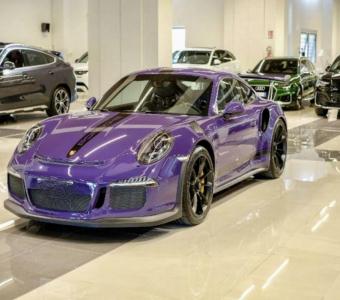 Porsche 911 GT3 4.0i RS PDK
