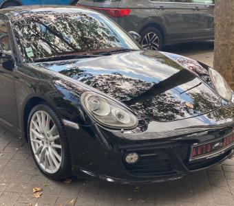 Porsche Cayman 987 COUPE S